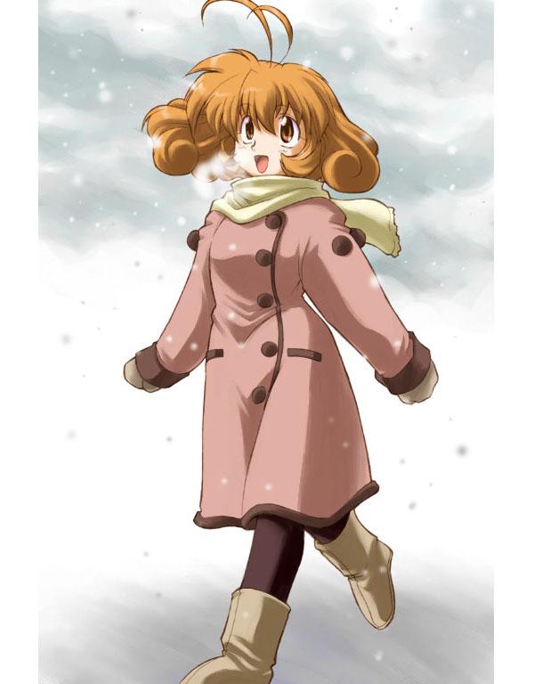 Tags: Anime, Corrector Yui, Kasuga Yui, Fanart, Artist Request
