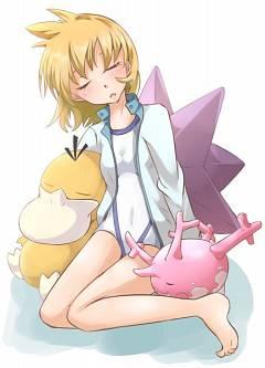 Kasumi (Pokémon)