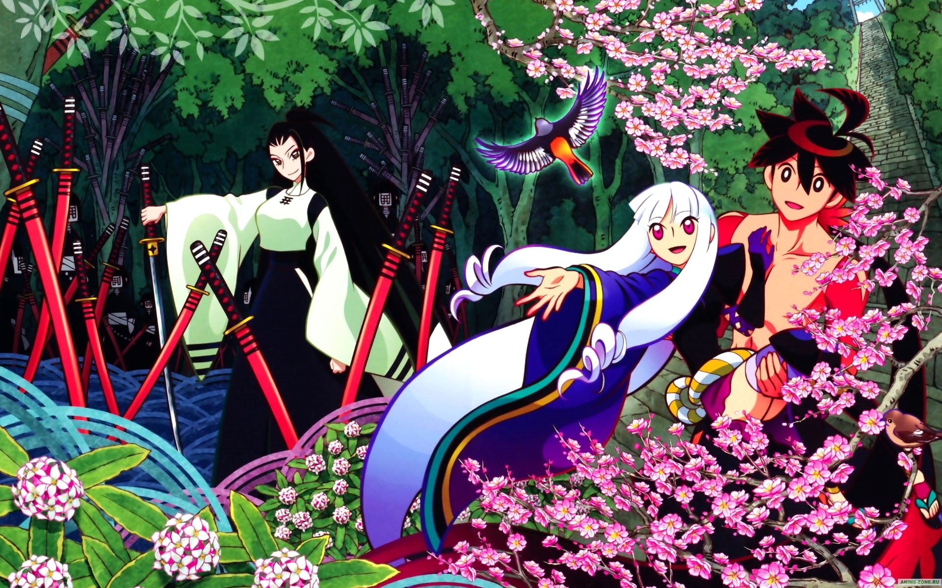 Download Pack Katanagatari Episode 1 – 12 (Complete) English Subbed