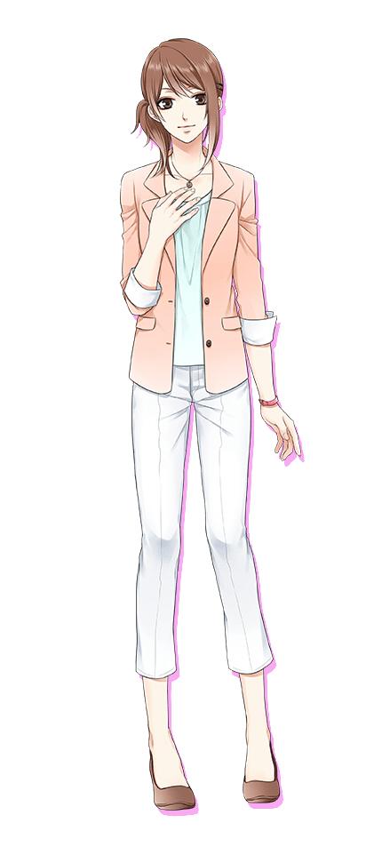 Tags: Anime, Kirishima Sou, IDEA FACTORY, Rejet, Marginal #4, Kataoka Yue, Official Art, PNG Conversion