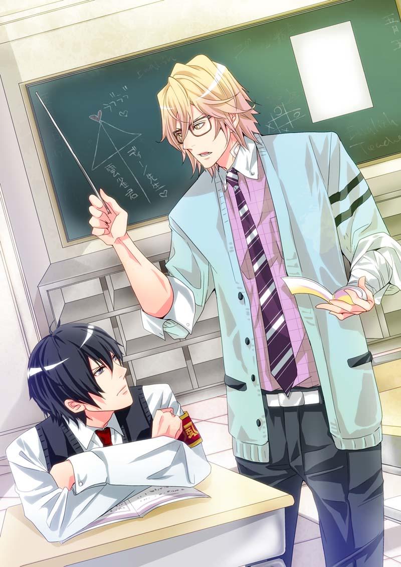 Anime teacher mafiosi reborn