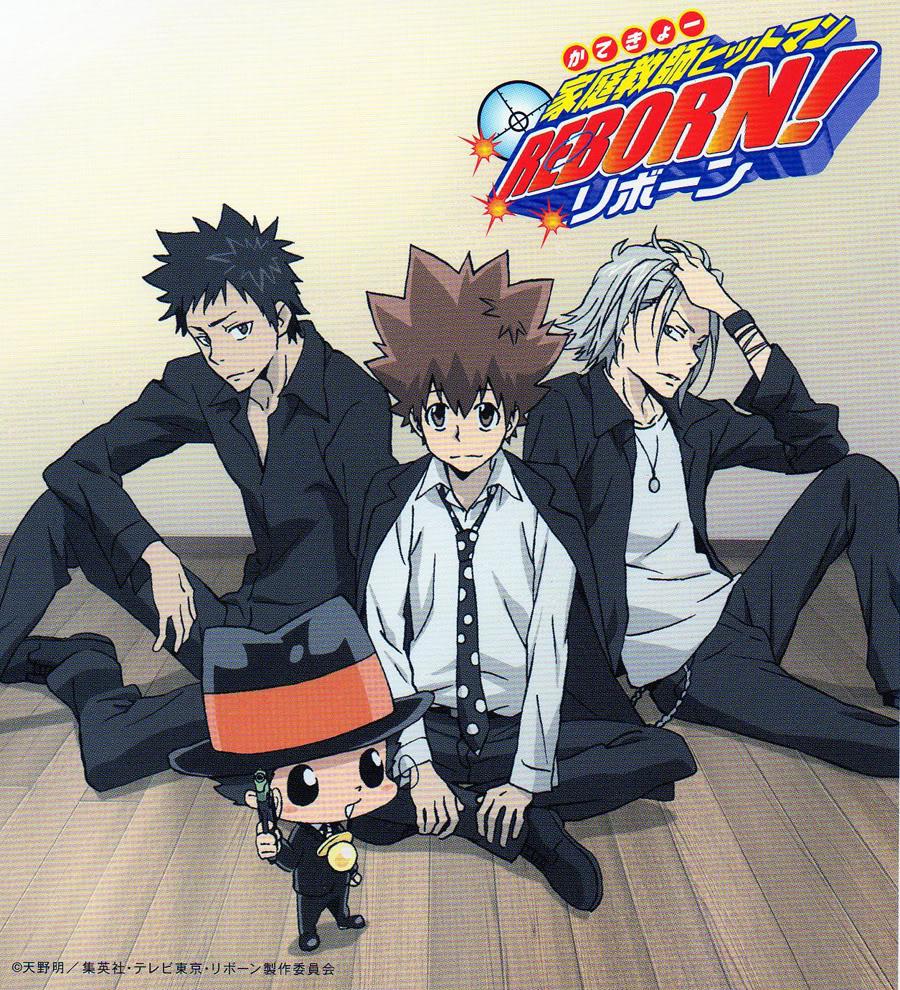 Katekyo Hitman Reborn Image 164495 Zerochan Anime Image Board
