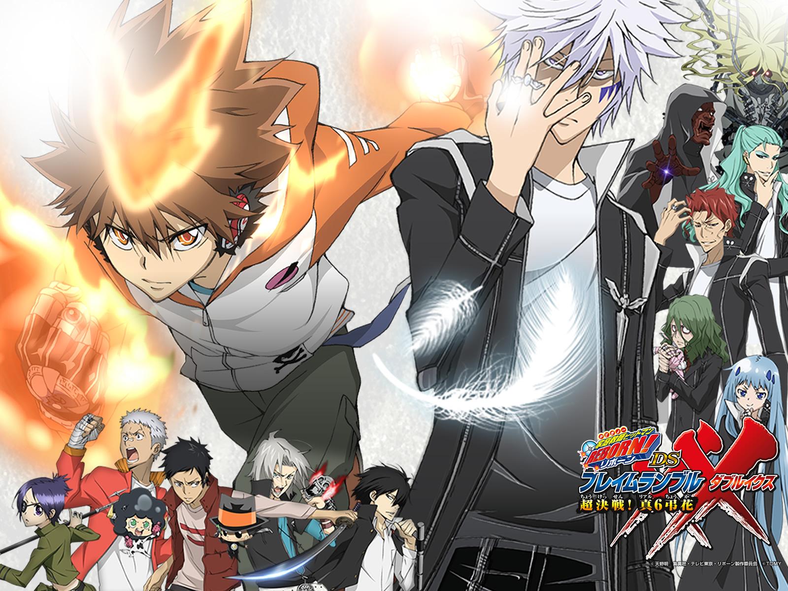 Katekyo hitman reborn wallpaper 218647 zerochan anime image board view fullsize katekyo hitman reborn image voltagebd Gallery
