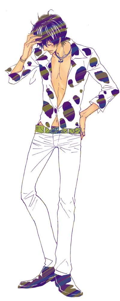 Tags: Anime, Katekyo Hitman REBORN!, Lambo, Chest