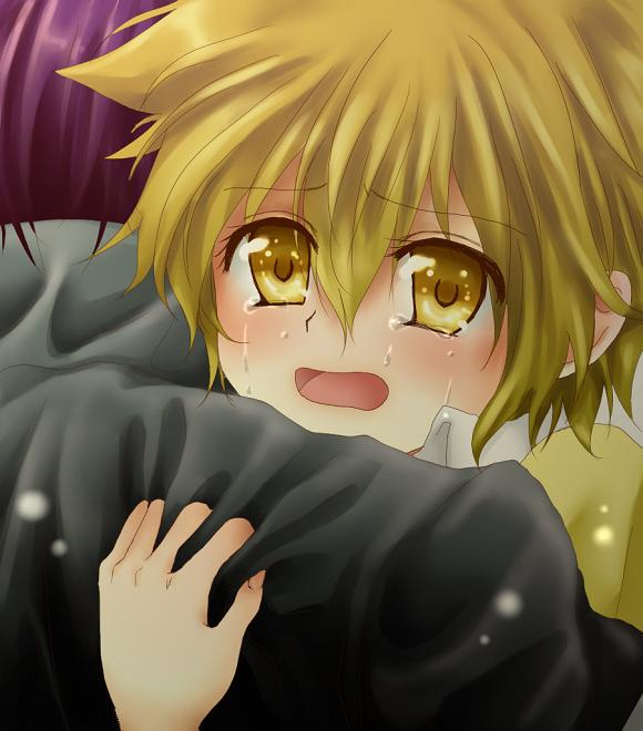 Tags: Anime, Katekyo Hitman REBORN!, Sawada Tsunayoshi, Rokudou Mukuro