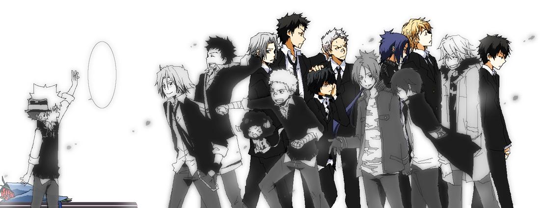 Katekyo Hitman Reborn Image 286608 Zerochan Anime Image Board