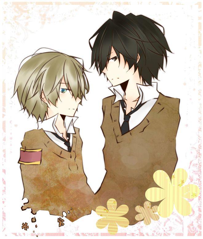 Tags: Anime, Noa (1818noa), Koura Higure, Katekyo Hitman REBORN!, Primo Cavallone, Alaude
