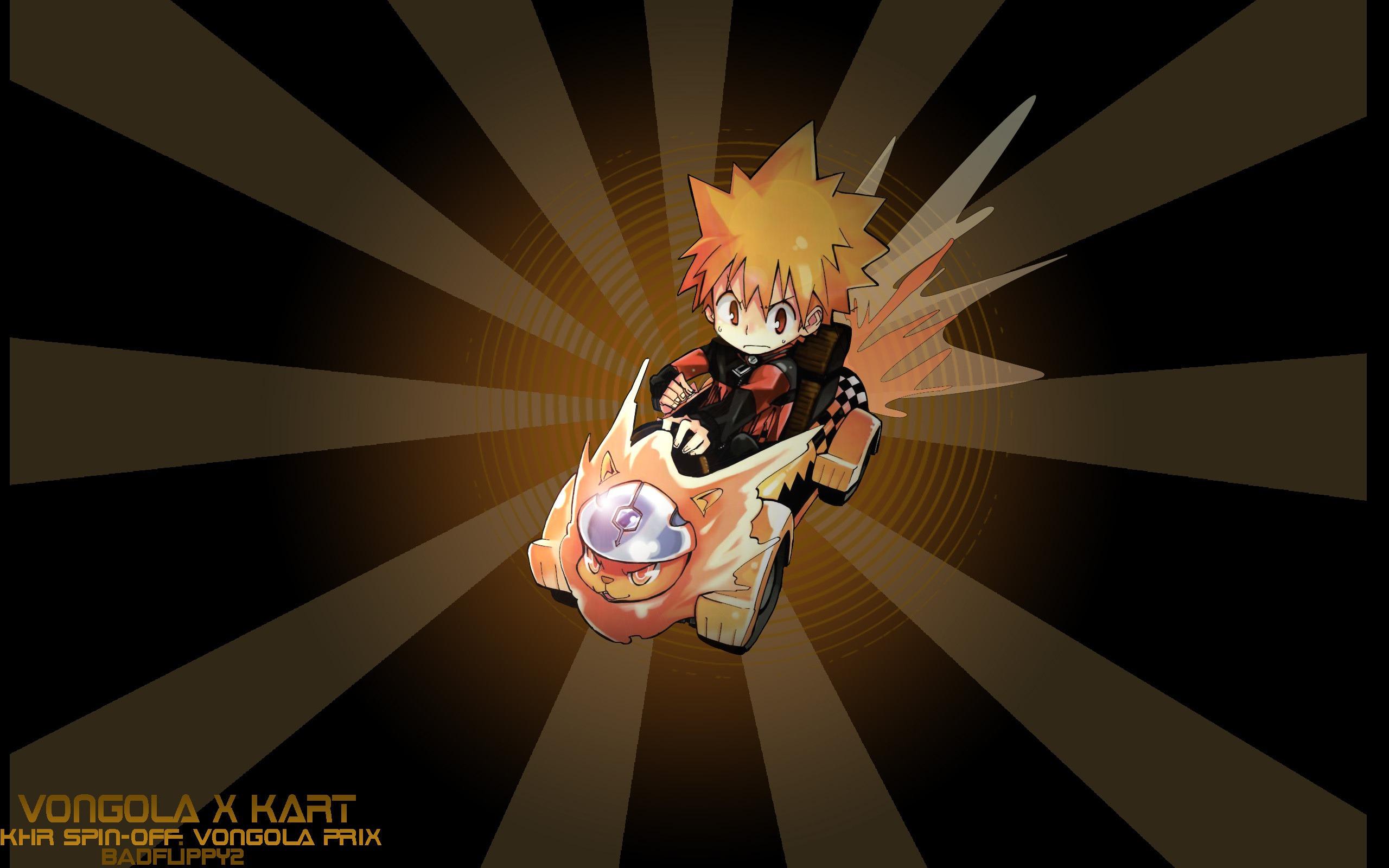 Katekyo Hitman Reborn Hd Wallpaper 381805 Zerochan Anime Image Board