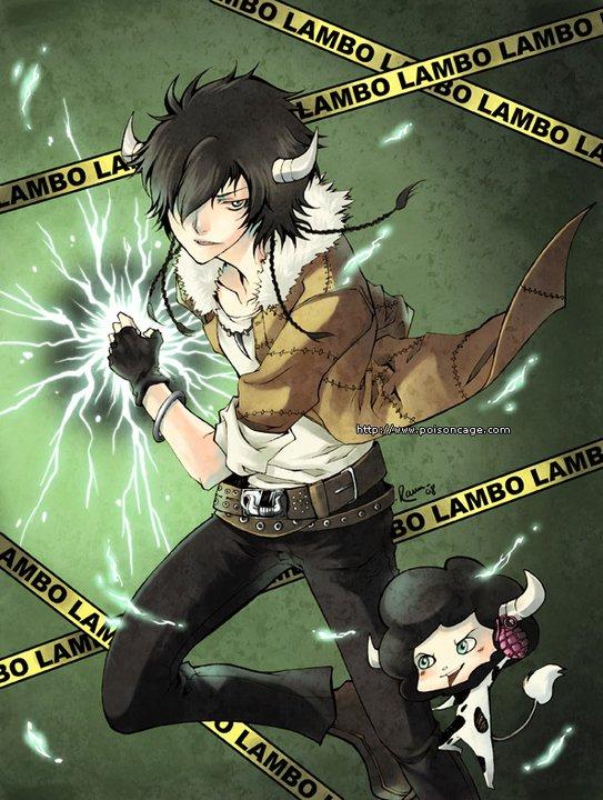 Tags: Anime, Katekyo Hitman REBORN!, Lambo