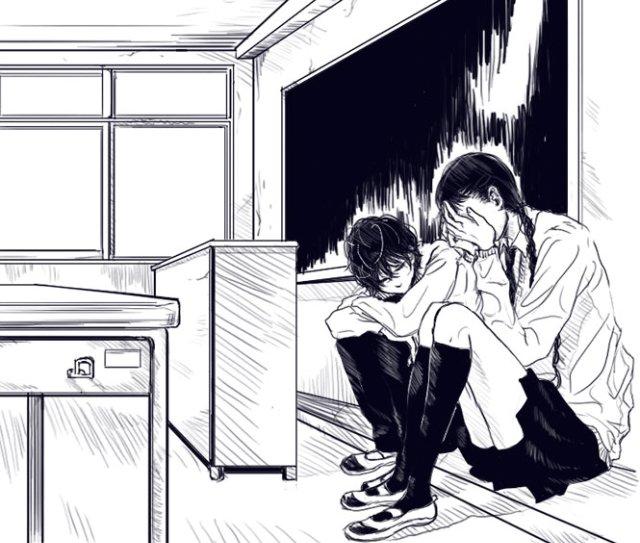 Tags: Anime, Katekyo Hitman REBORN!, Adult Lambo, I-Pin, Lambo, Fanart, Artist Request