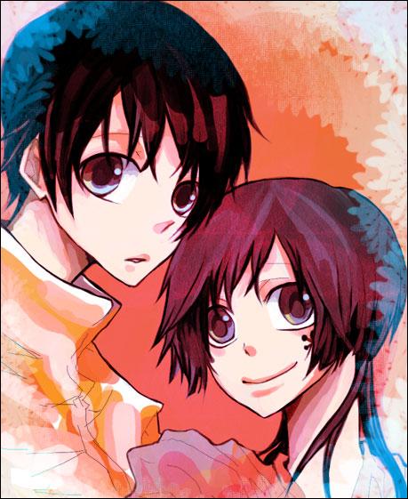 Tags: Anime, Katekyo Hitman REBORN!, Leonardo Lippi, Yuni, Fanart, Artist Request