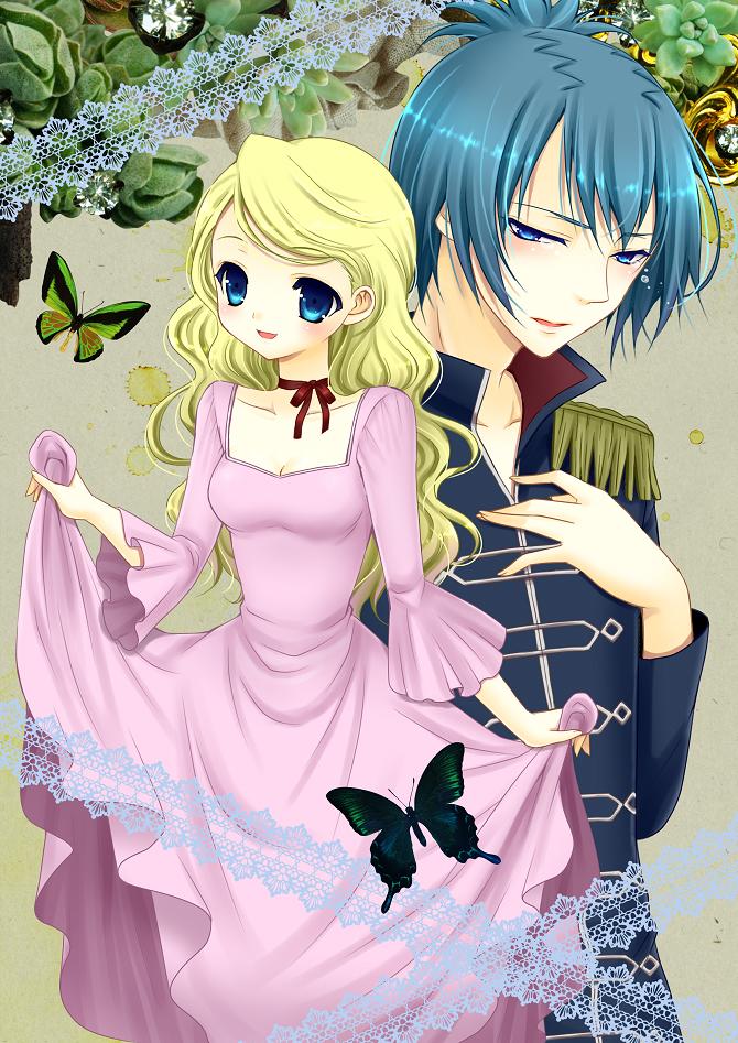 Tags: Anime, Katekyo Hitman REBORN!, Elena (KHR), Demon Spade, Fanart, Fanart From Pixiv, Pixiv, DaeEle
