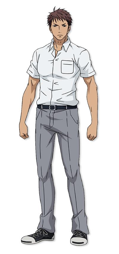 Tags: Anime, Yamada Shinya, TMS Entertainment, Shin-Ei Animation, Trickster: Edogawa Ranpo