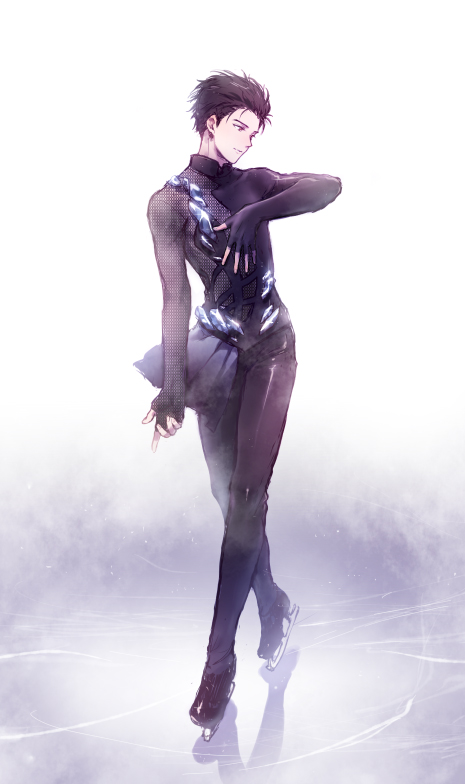 Yuri plisetsky art 7