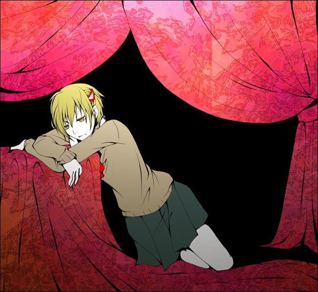 Tags: Anime, Karasiro, Majin Tantei Nougami Neuro, Katsuragi Yako, Fanart, Pixiv
