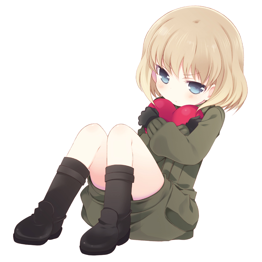 Girls Und Panzer Katyusha