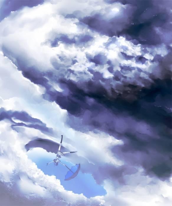 Tags: Anime, Kawazu, Original, Pixiv
