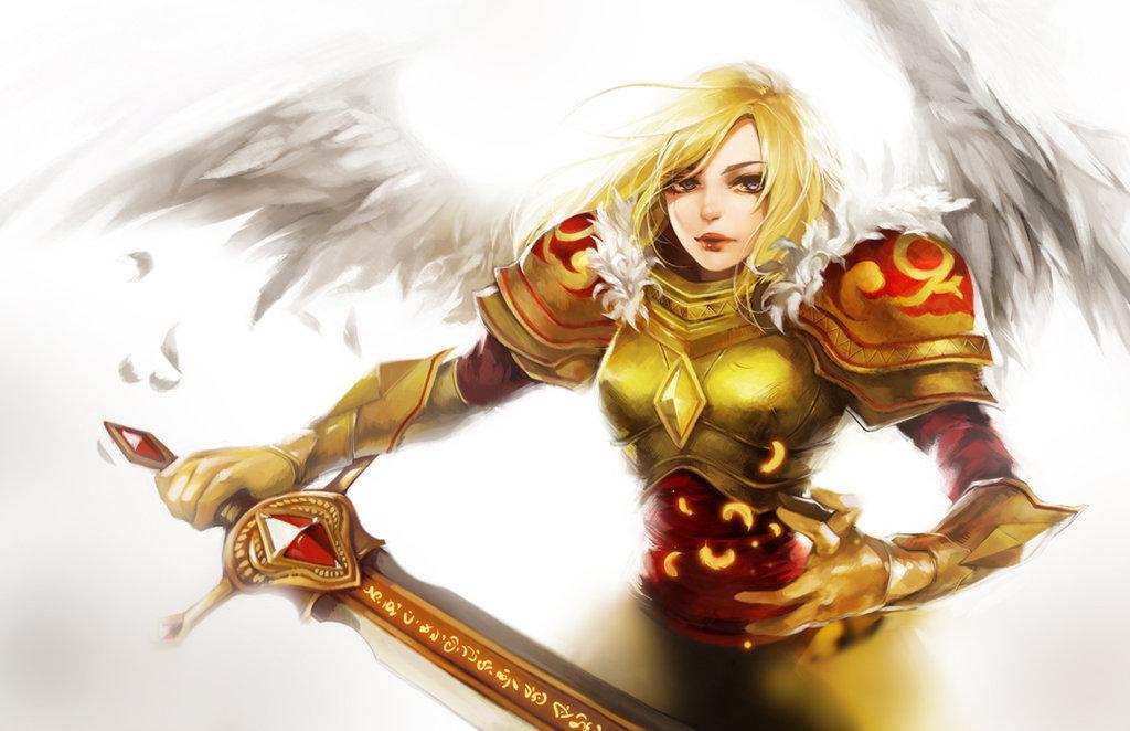 Kayle - League of Legends - Zerochan Anime Image Board