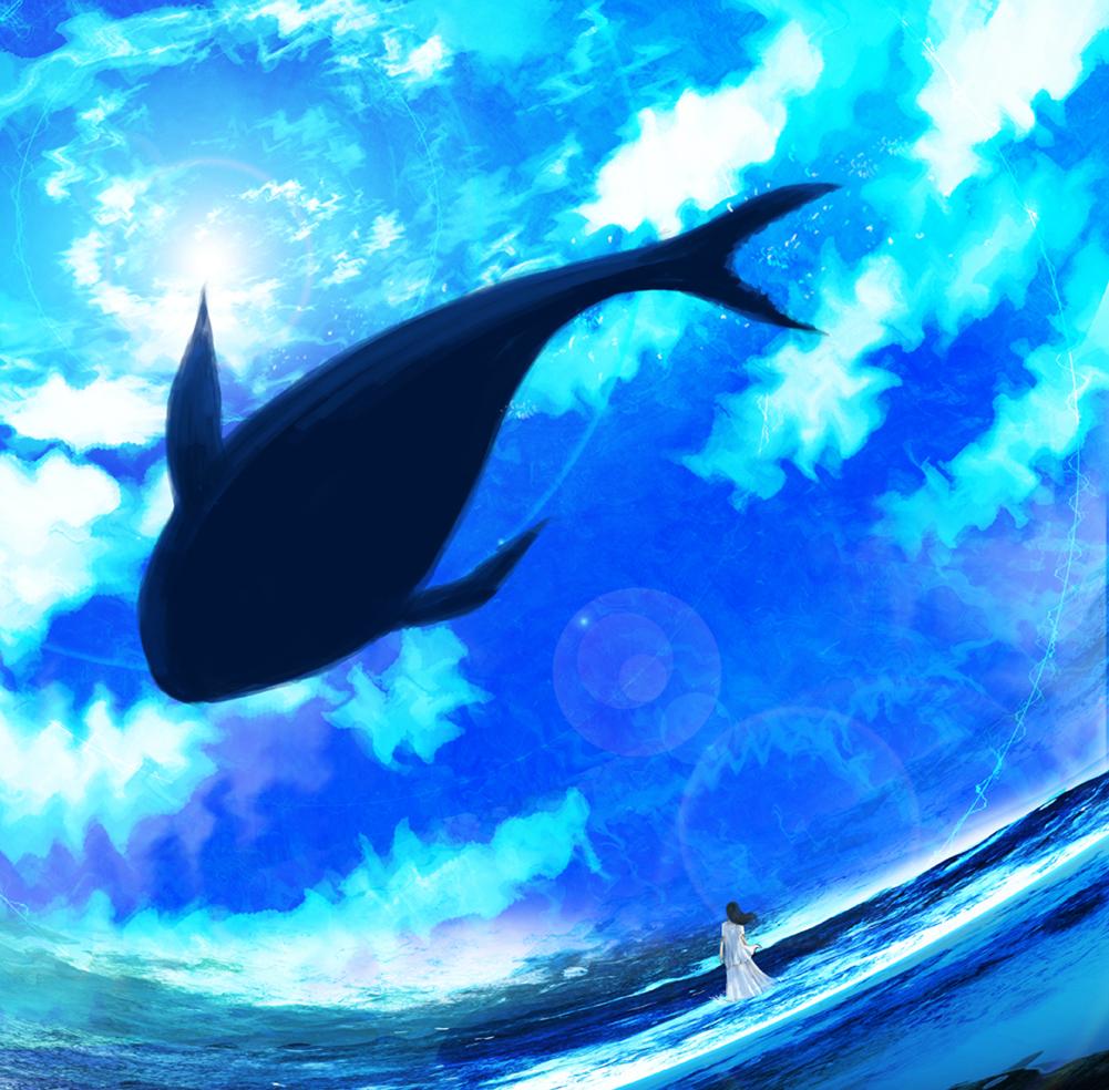 Картинки кита из аниме
