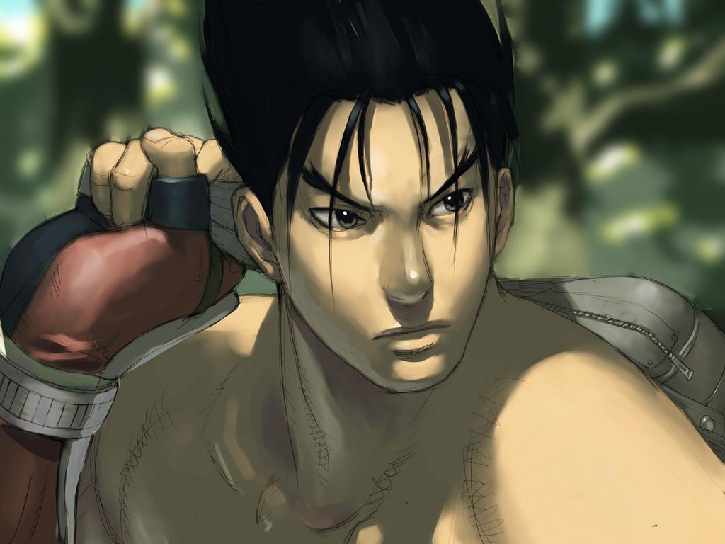 Billedresultat for Jin Kazama