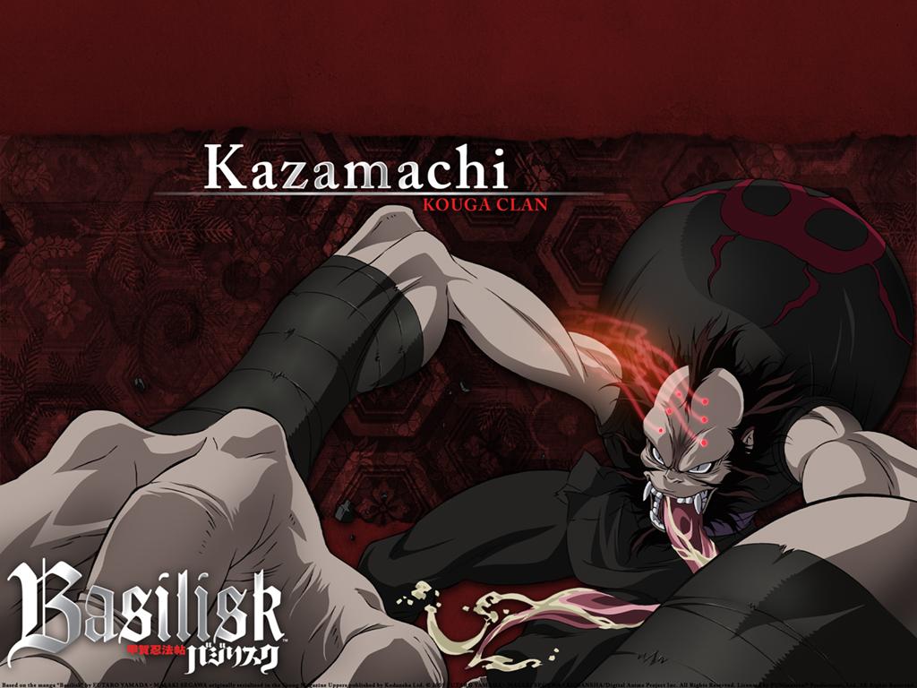 Basilisk - Shougen Kazamachi