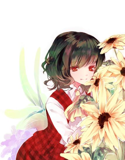 Tags: Anime, Prino Hawell, Seihou, Kazami Yuuka (Seihou), Kazami Yuuka, Pixiv, Fanart, Fanart From Pixiv