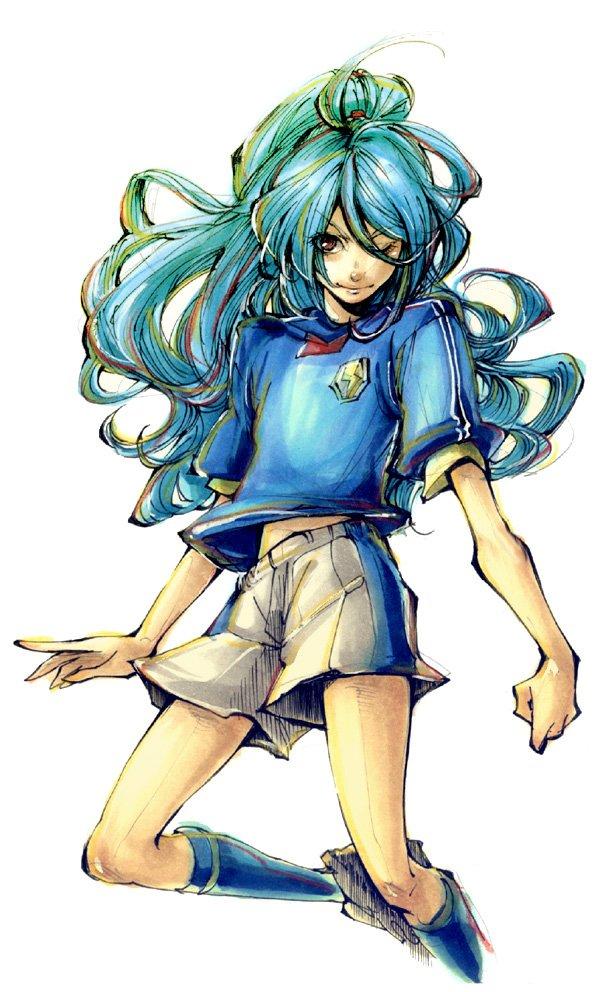 Tags: Anime, Pixiv Id 3279994, Inazuma Eleven, Kazemaru Ichirouta, Pixiv, Fanart, Fanart From Pixiv
