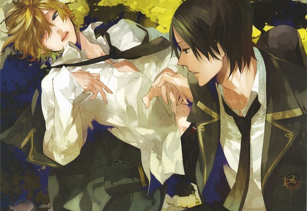 Tags: Anime, Kazuaki, Kazuaki Art Works