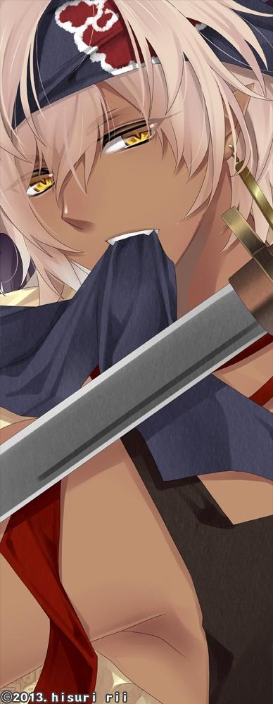 Tags: Anime, HisuriRii, Ken ga Kimi, Kei (Ken ga Kimi), Fanart