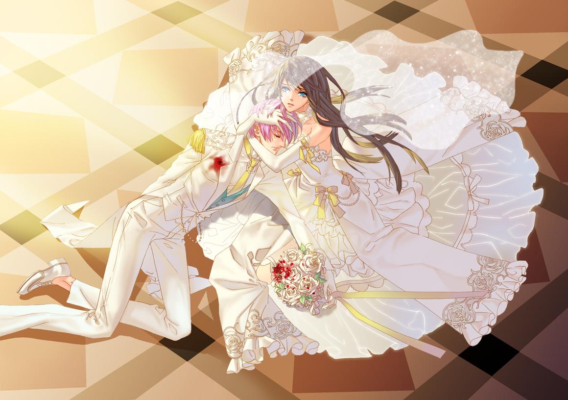 Wedding Dress, Bouquet | page 5 - Zerochan Anime Image Board