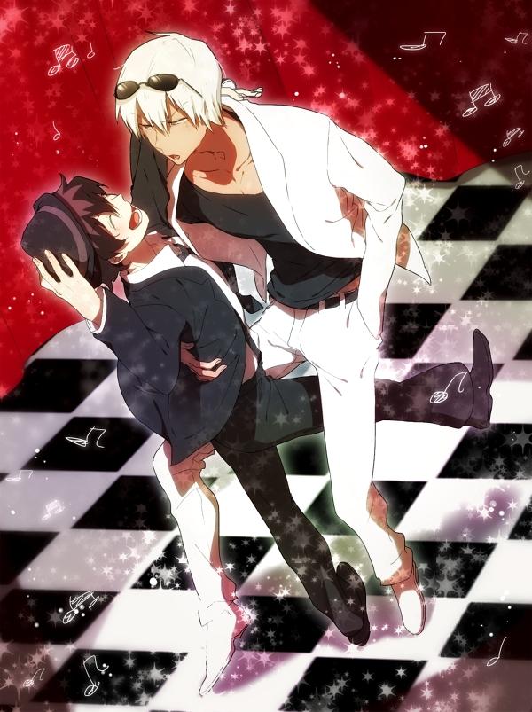 Tags: Anime, Pixiv Id 1189618, Kekkai Sensen, Zapp Renfro, Leonardo Watch, Mobile Wallpaper, Fanart From Pixiv, Pixiv, Fanart