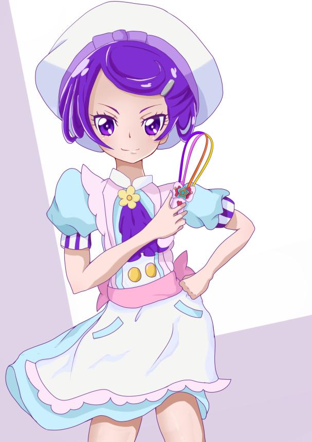 Tags: Anime, Pixiv Id 13270777, Dokidoki! Precure, Kenzaki Makoto, Wisk, Pixiv, Fanart, Fanart From Pixiv
