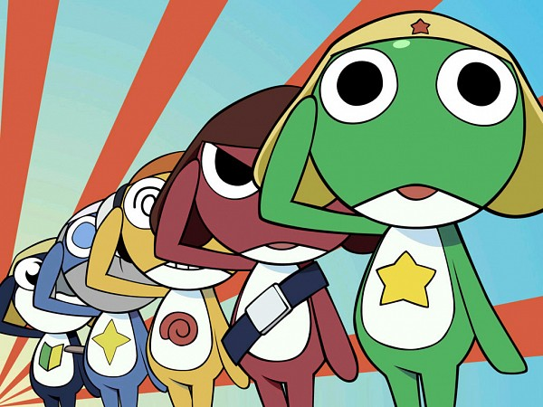 """A """" how much do you know about this anime"""" quiz I made! Keroro.Gunsou.600.1307588"""
