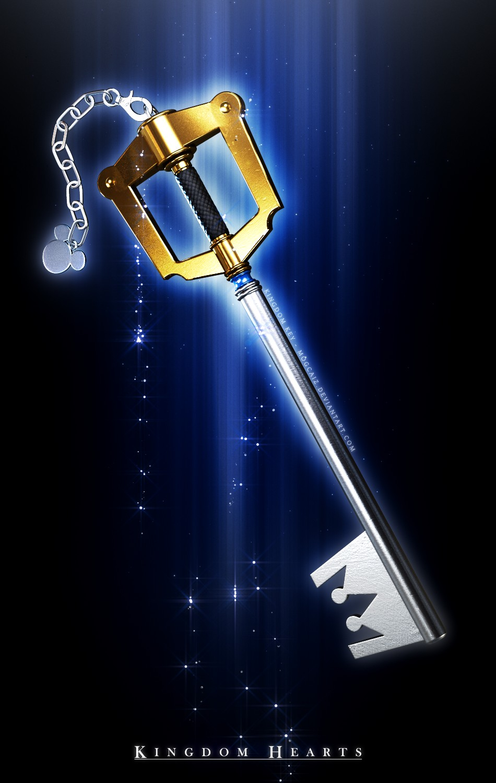 Keyblade Kingdom Hearts Mobile Wallpaper 1044976 Zerochan