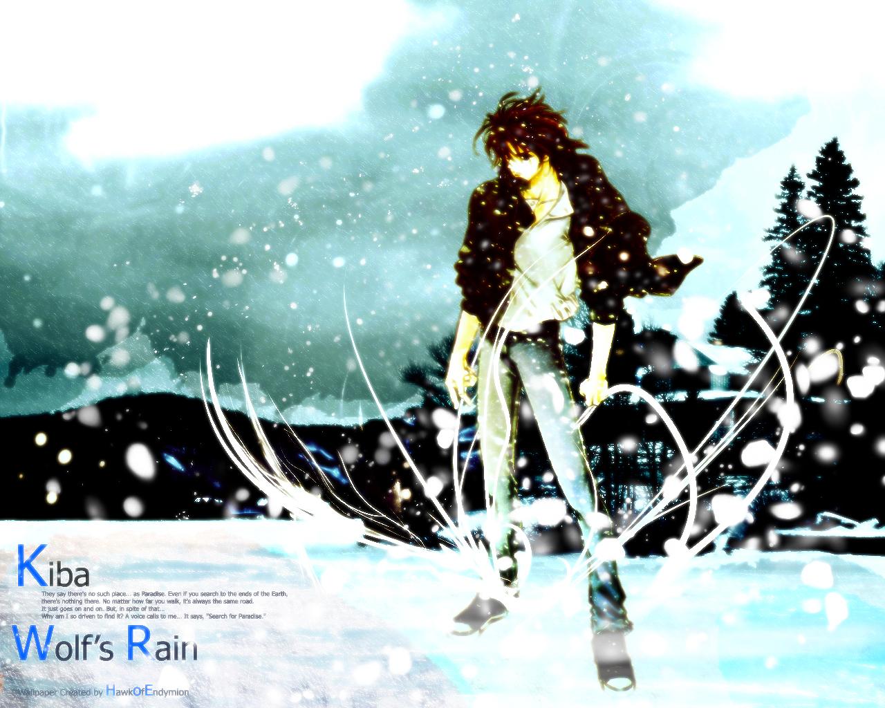 Zerochan wolf s rain kiba wolf s rain 185793