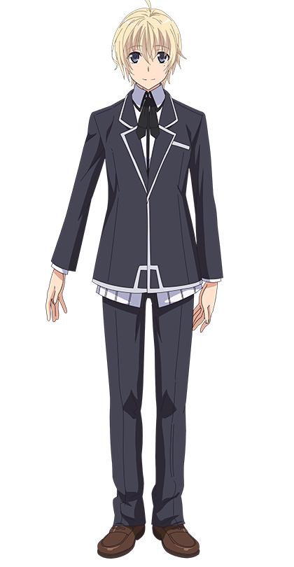 Tags: Anime, Uno Makoto, Passione (Studio), Highschool DxD, Highschool DxD HERO, Kiba Yuuto, Official Art