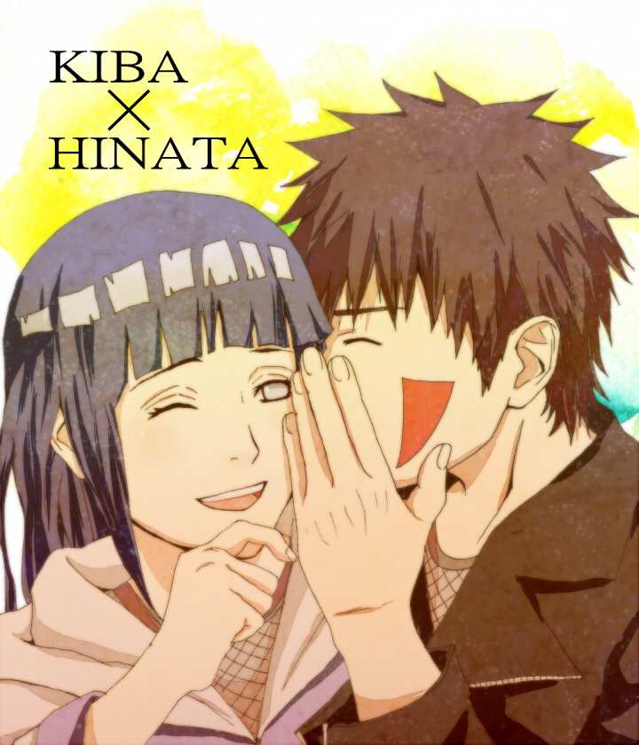 Anime Galleries dot Net - Random Naruto pics/Naruto,Kiba ... |Kiba And Hinata Kissing