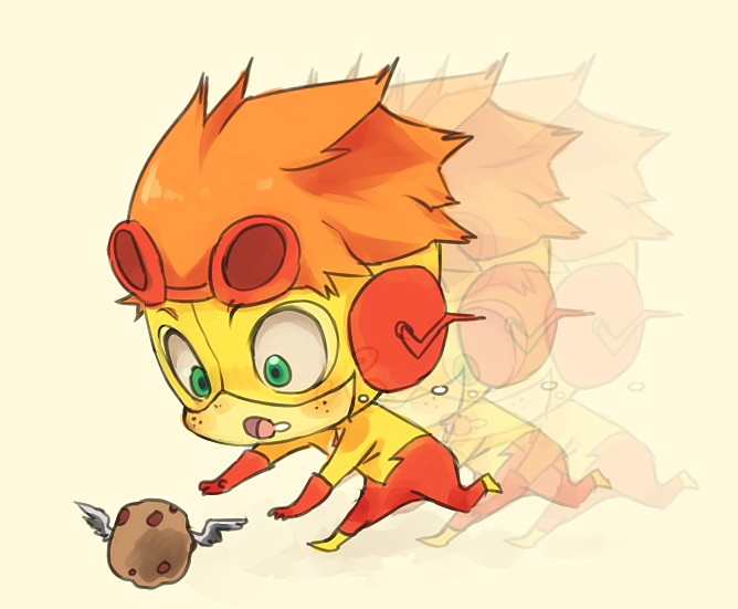 Kid Flash Download Image