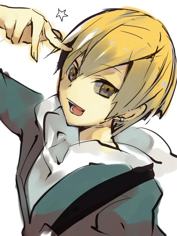 Tags: Anime, gm, DURARARA!!, Kida Masaomi, Pixiv