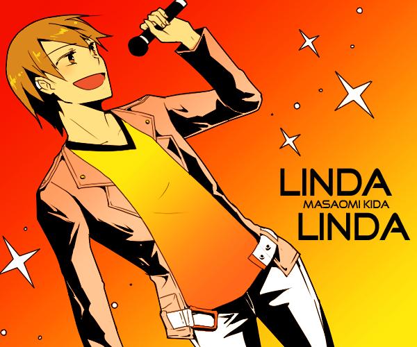 Tags: Anime, Pixiv Id 1591922, DURARARA!!, Kida Masaomi, Pixiv, Linda Linda