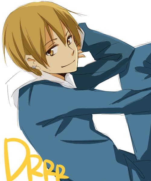 Tags: Anime, Tsukimori Usako, DURARARA!!, Kida Masaomi, Fanart, Pixiv