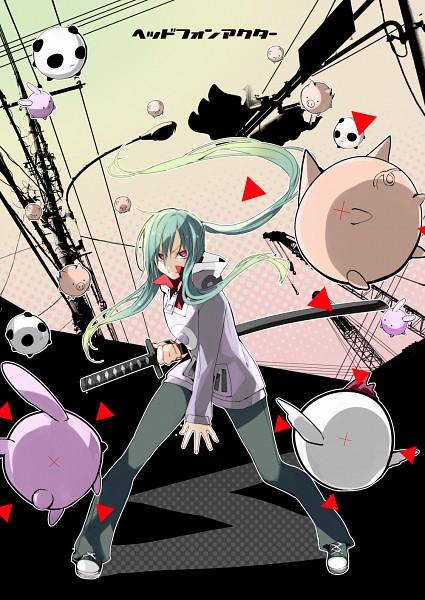 Tags: Anime, sennro, Kagerou Project, Kido Tsubomi