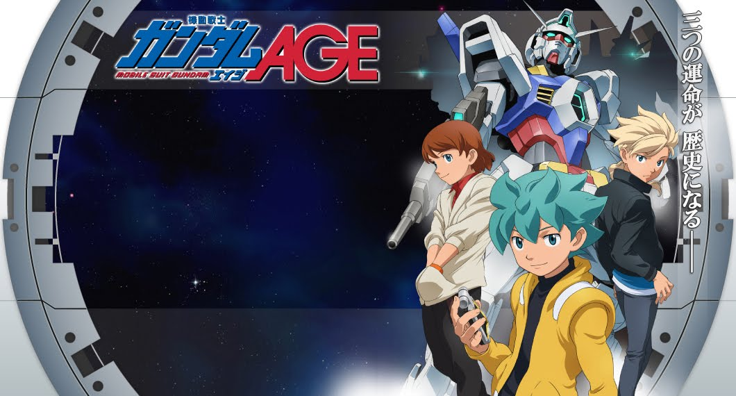 10+ Download Gundam Age Op 2 Images
