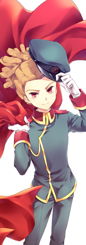 Tags: Anime, Pixiv Id 2766910, Inazuma Eleven, Kidou Yuuto, Pixiv, Fanart, Fanart From Pixiv, Yuuto Kidou