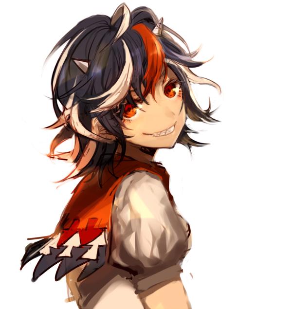 Tags: Anime, Kikugetsu, Touhou, Kijin Seija, Pixiv, Fanart, Fanart From Pixiv, PNG Conversion, Seija Kijin