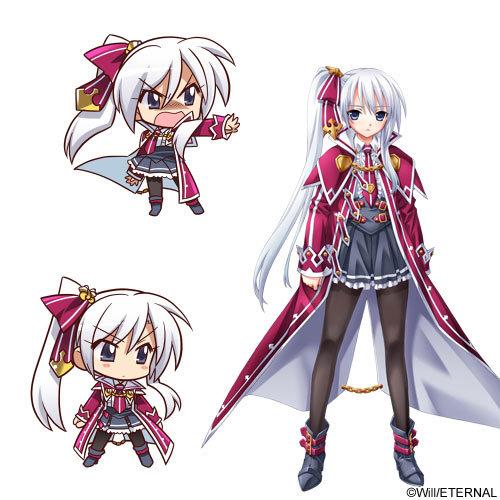 Tags: Anime, Eternal (Studio), Kikouyoku Senki: Yumina the Ethereal, Official Art, Character Request