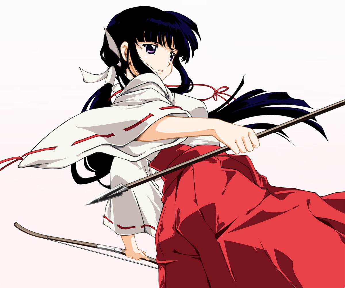 Inuyasha Kikyo Tags Anime  InuYasha  Kikyo