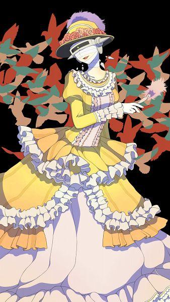 Tags: Anime, Pixiv Id 1759127, Hunter x Hunter, Kikyo Zoldyck, Fan