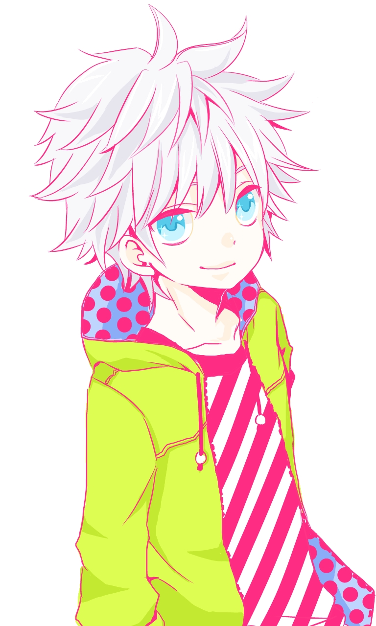 Killua Zoldyck Mobile Wallpaper Zerochan Anime Image Board