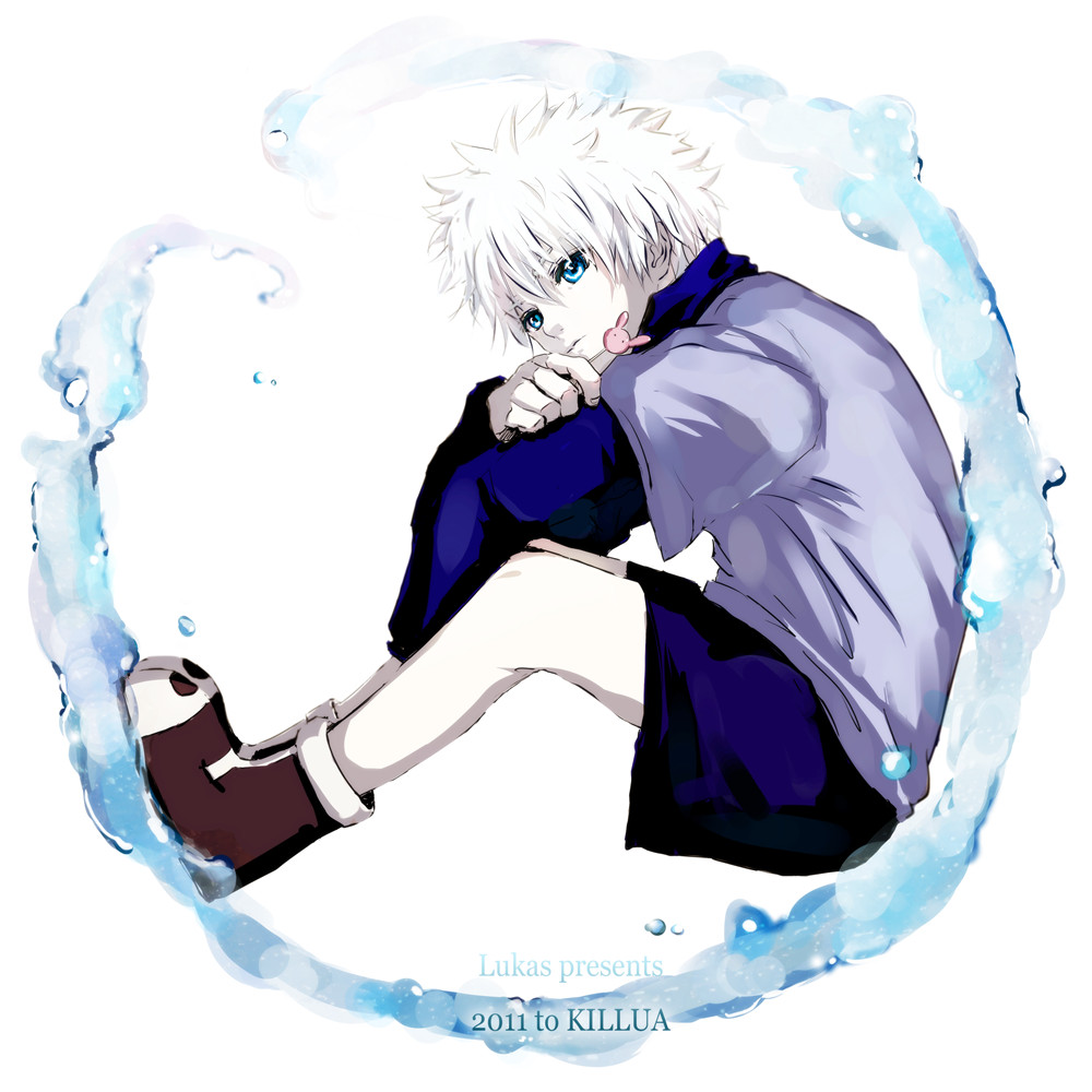 killua wallpaper 2011